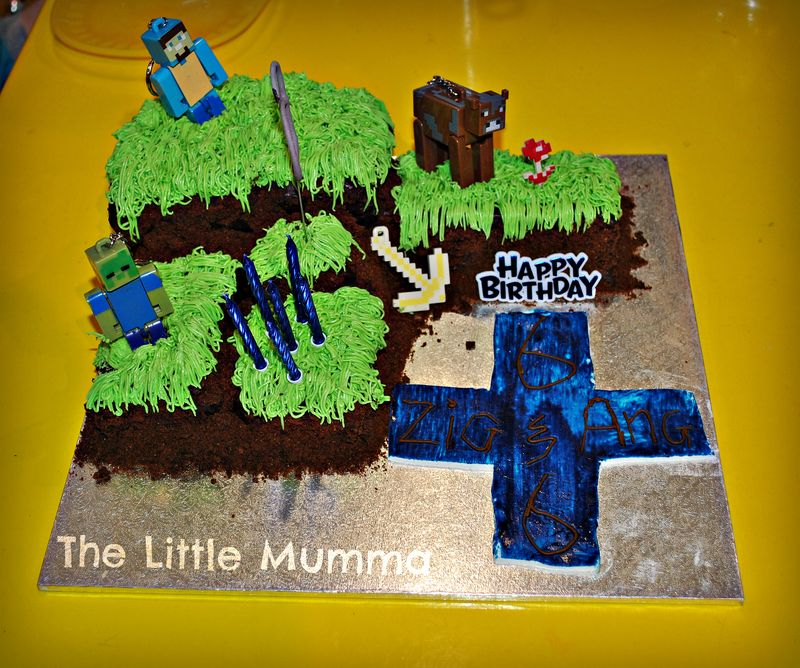 The Little Saturday Share: The Real Birthday Cakes of Mumland edition